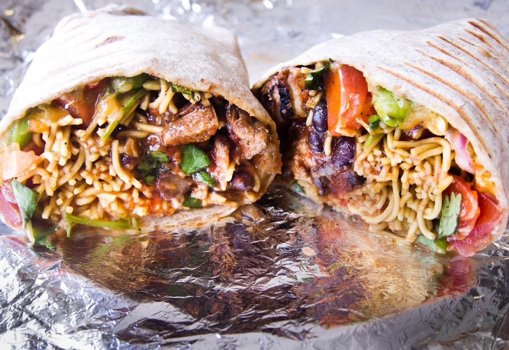 Toronto Burritos…